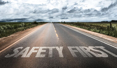 Safety First to avoid crash fatalities