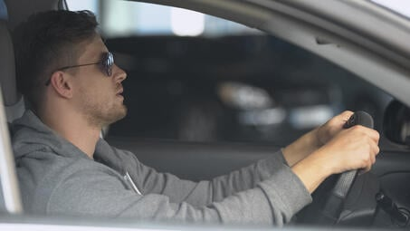 Weed out the risks of Drugged driving